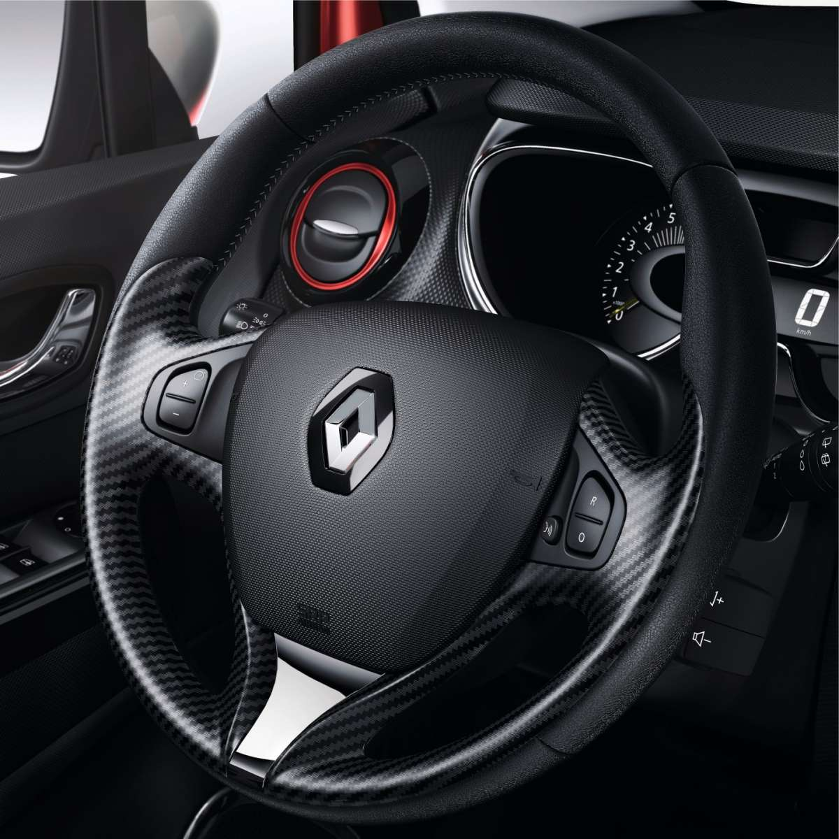 Volante in pelle Captur Excite