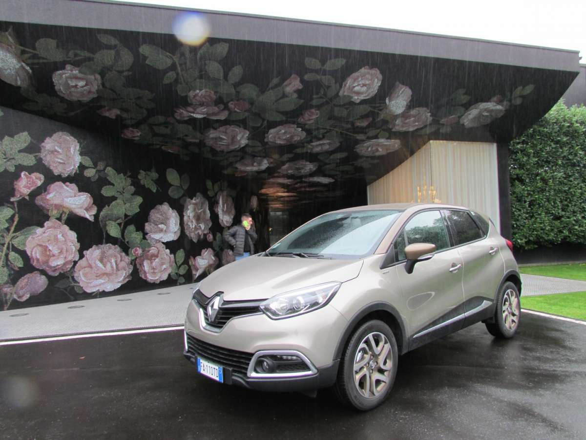 Allestimento speciale crossover francese