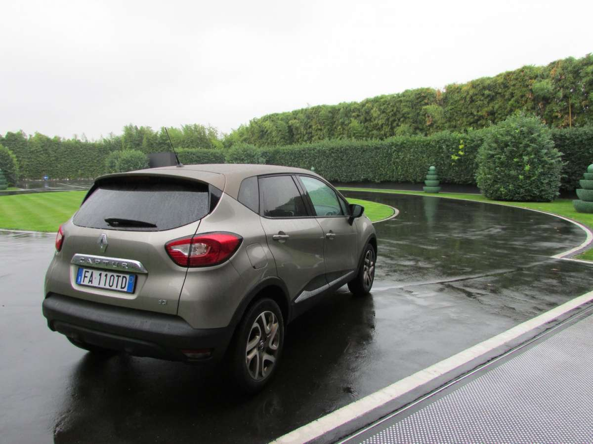 Dimensioni del Captur Iconic