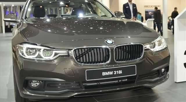 BMW Serie 3 facelift