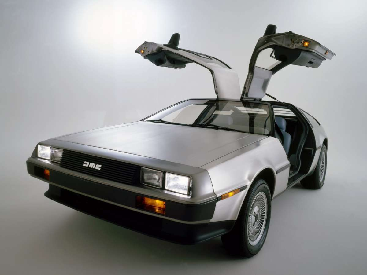 DeLorean DMC-12 del 1981