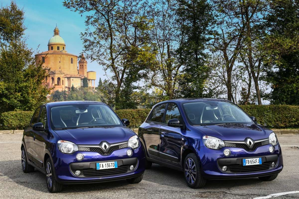 Due Twingo Lovely