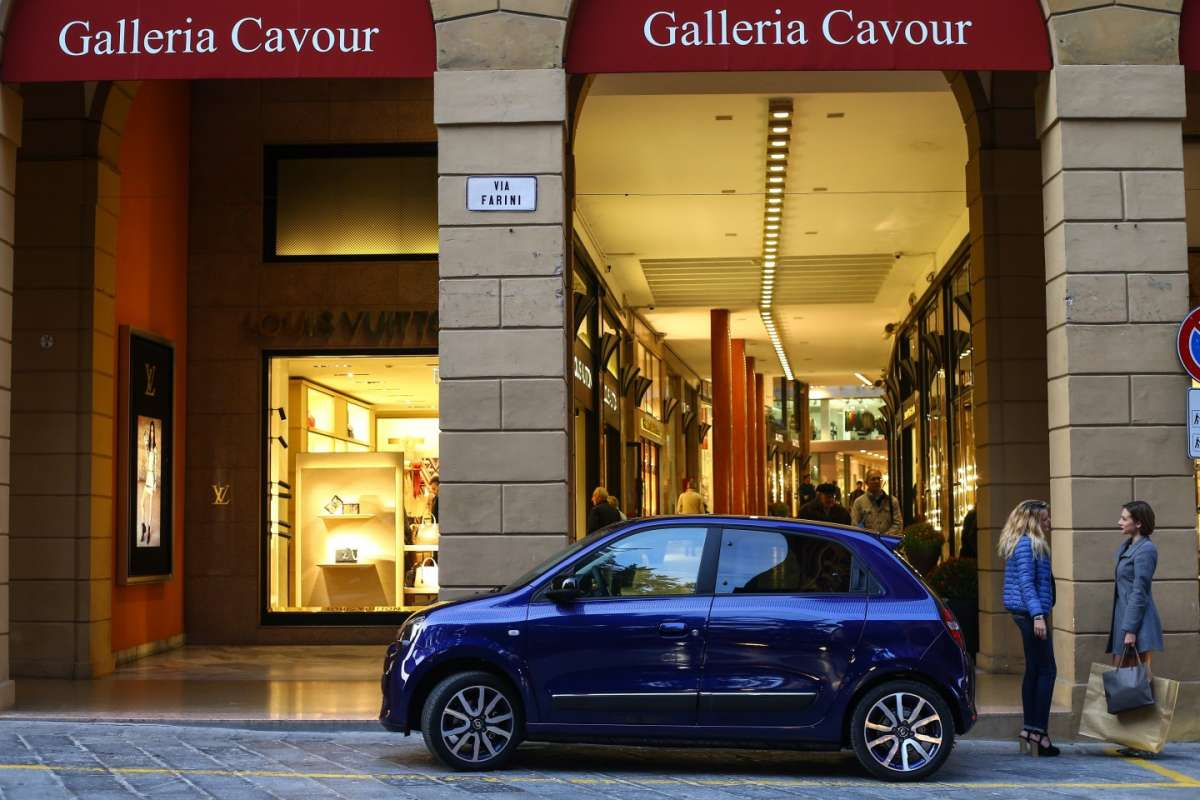 Twingo Lovely Ultraviolet