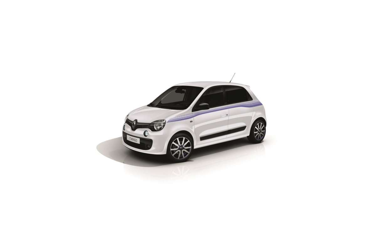 Renault Twingo Lovely Bianco Dreams
