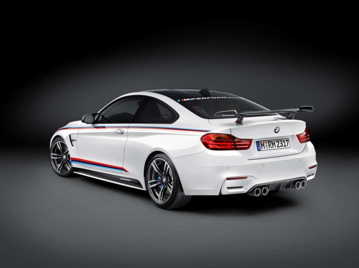 Accessori BMW M4 M Performance
