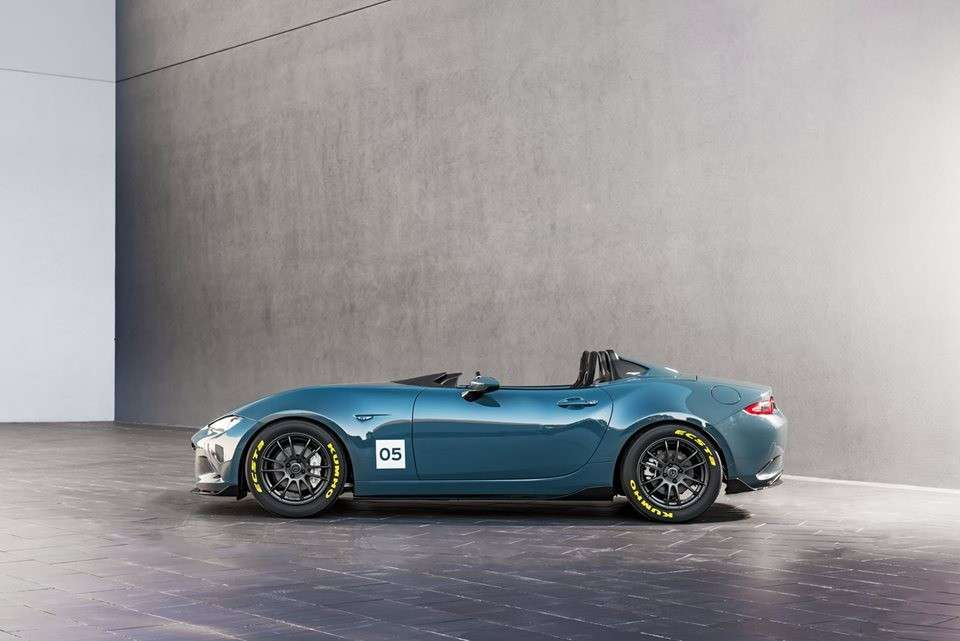 Assetto di Mazda MX-5 Speedster