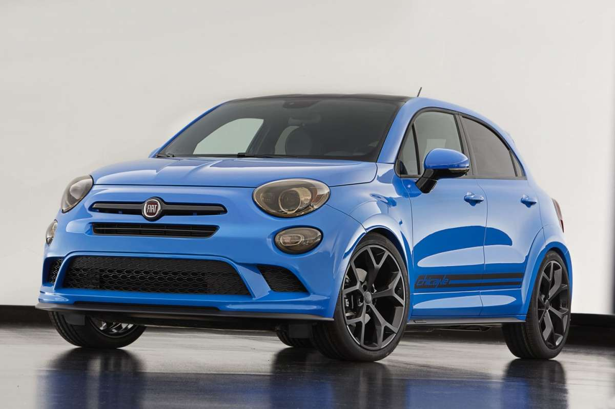 Fiat 500X Chicane by MOPAR