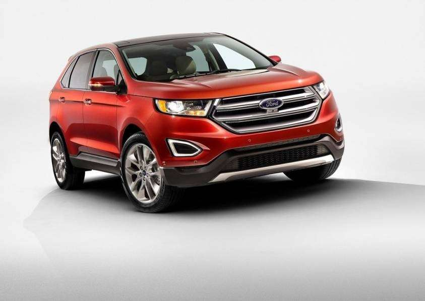 Nuove Ford 2016