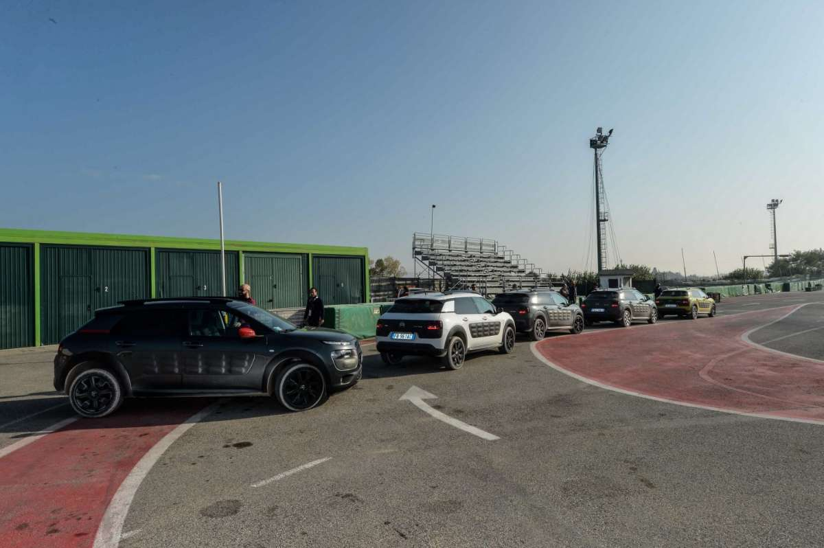 Test drive a Misano