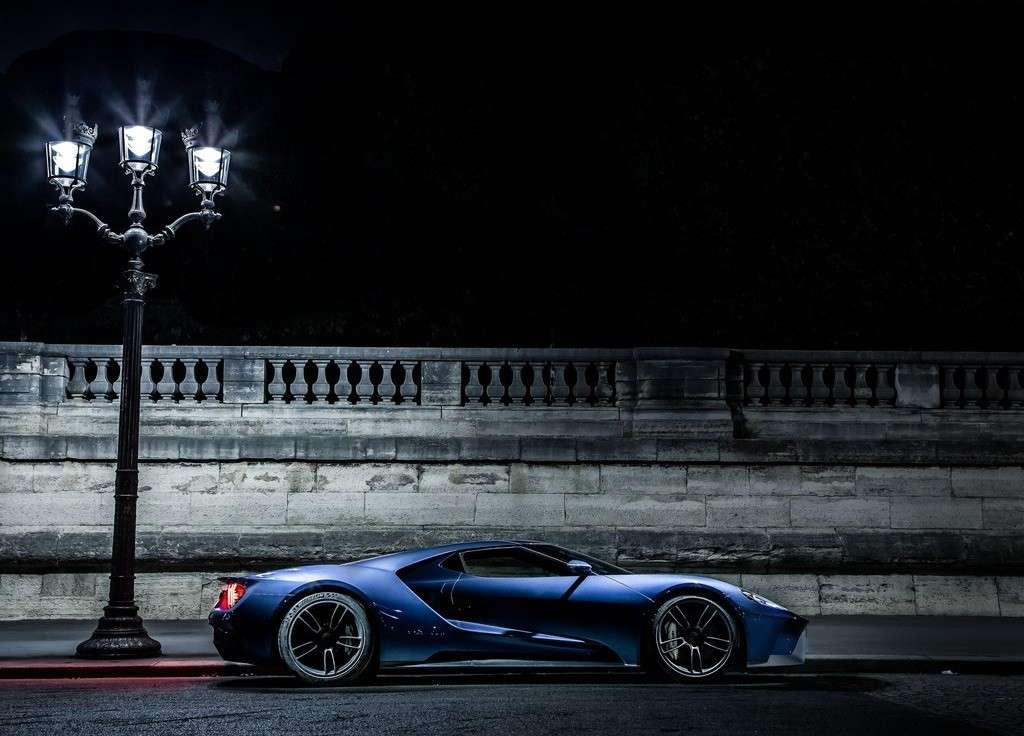 Laterale Ford GT 2016