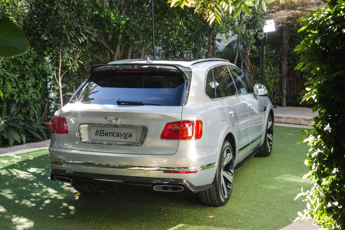 Caratteristiche di Bentley Bentayga First Edition