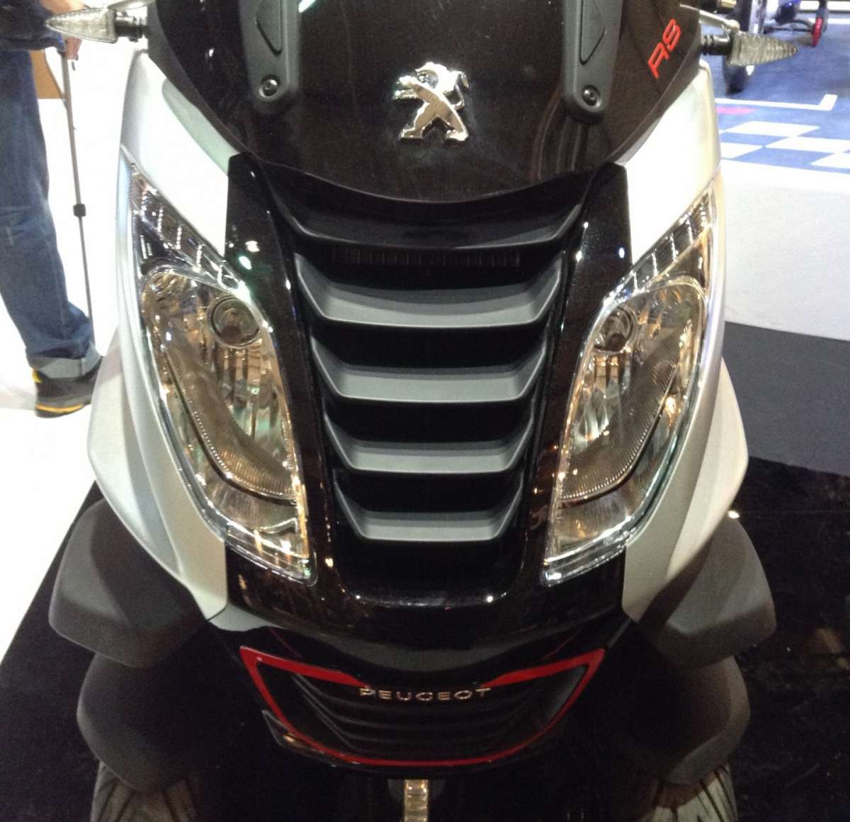 Peugeot Metropolis RS all'EICMA