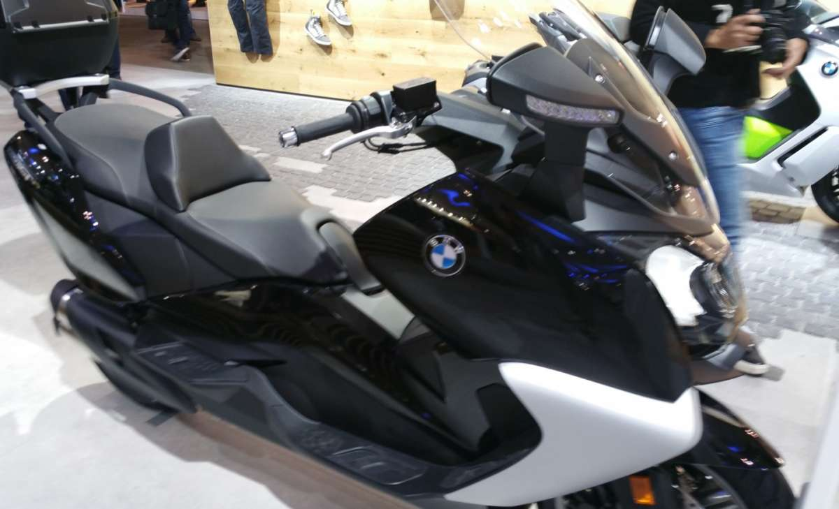 BMW 650 GT all'EICMA 2015