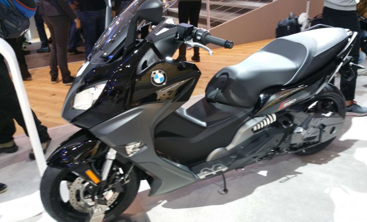 BMW 650 Sport all'EICMA 2015
