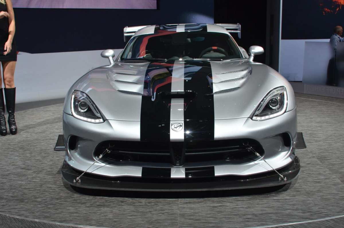 Dodge Viper ACR al Salone di Los Angeles 2015 (1)