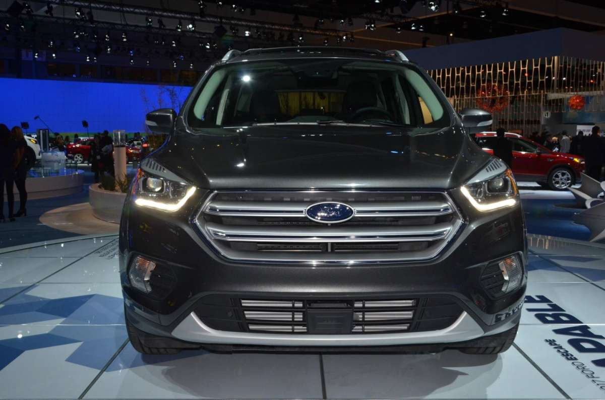 Ford Escape al Salone di Los Angeles 2015 (6)