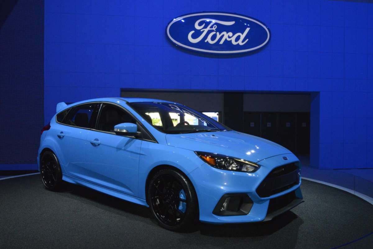 Ford Focus RS al Salone di Los Angeles 2015 (1)
