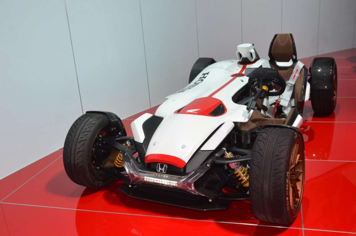 Honda Project 2&4 al salone di Los Angeles 2015 (1)
