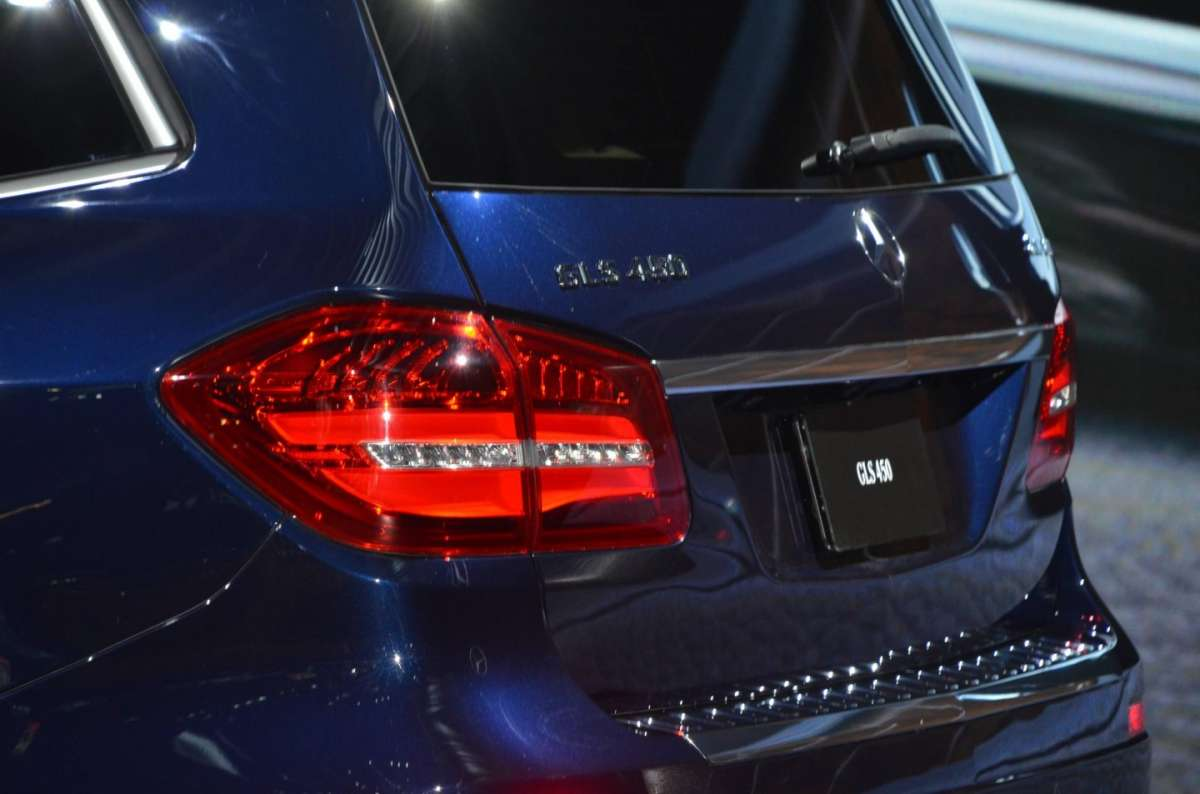 Mercedes GLS al Salone di Los Angeles 2015 (3)