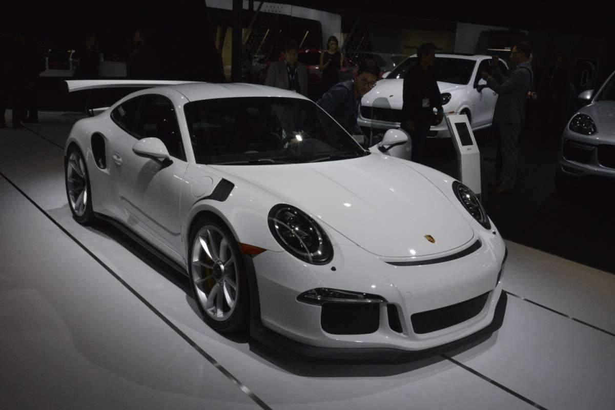Porsche 911 GT3 RS al Salone di Los Angeles 2015 (4)