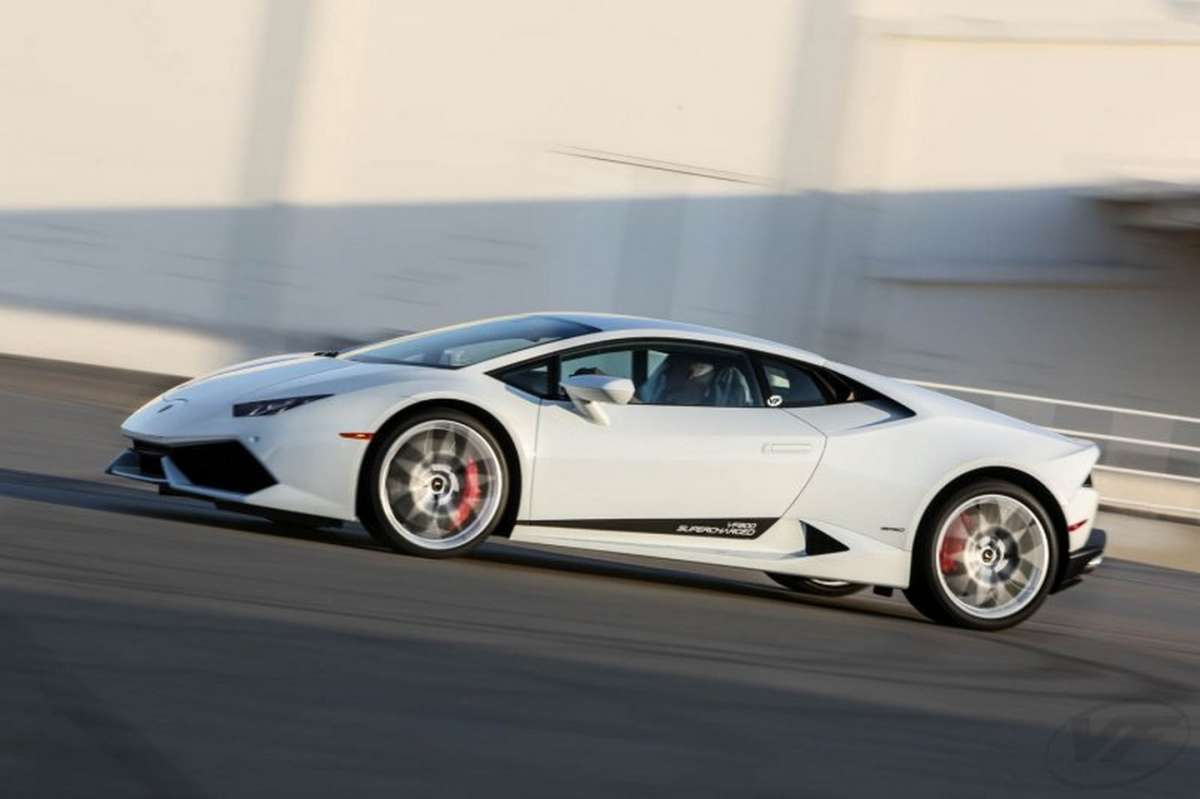 Lamborghini Huracan VF Engineering estetica