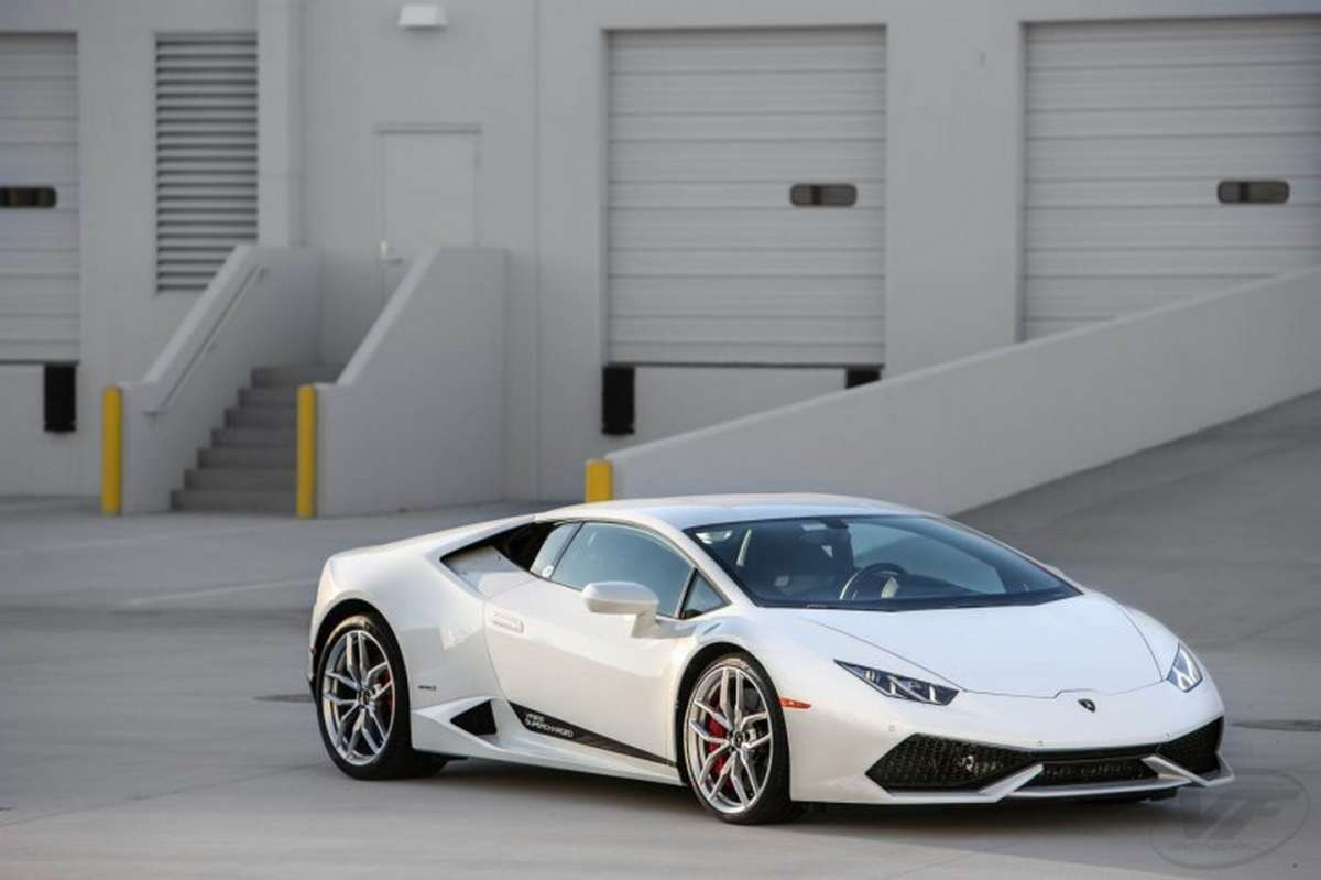 Lamborghini Huracan VF Engineering