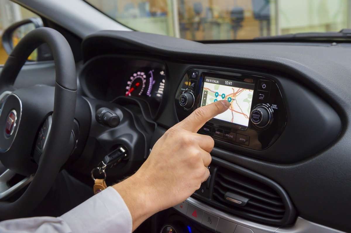 Nuova Fiat Tipo 2015 UConnect