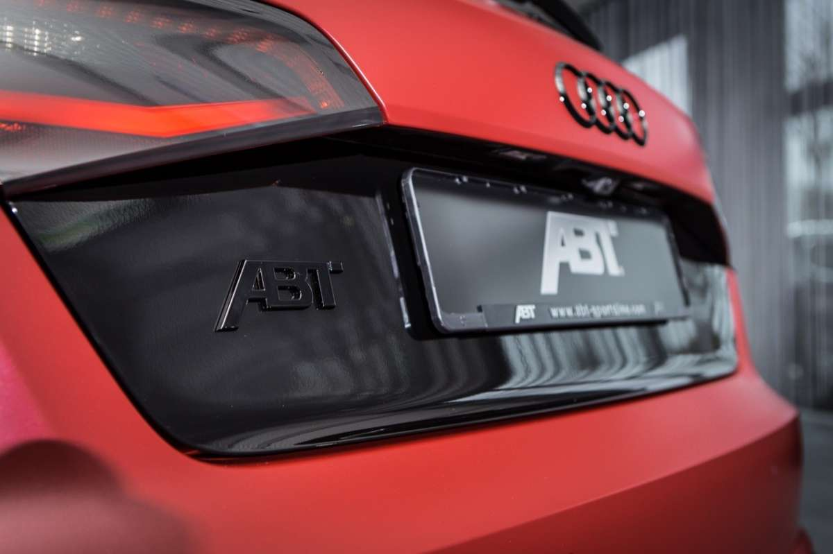 Audi RS3 450 Individual by ABT posteriore