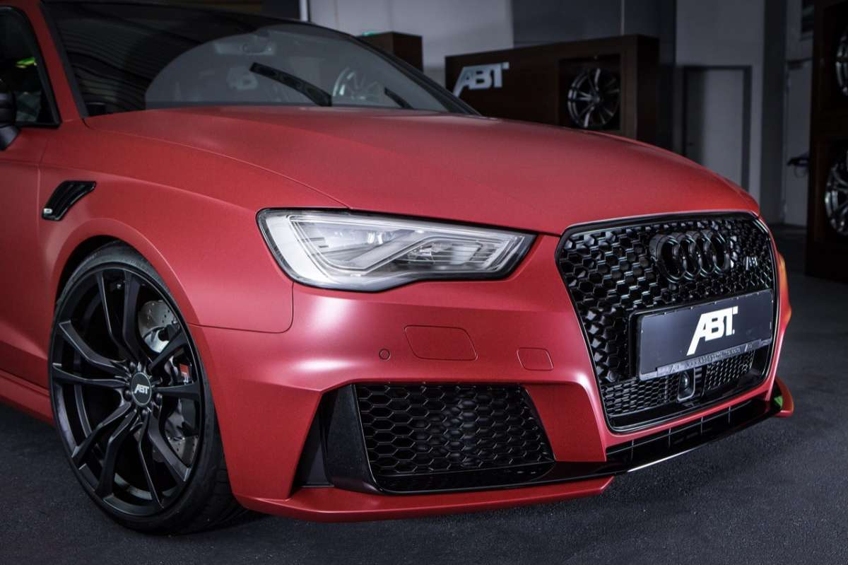 Audi RS3 450 Individual by ABT muso