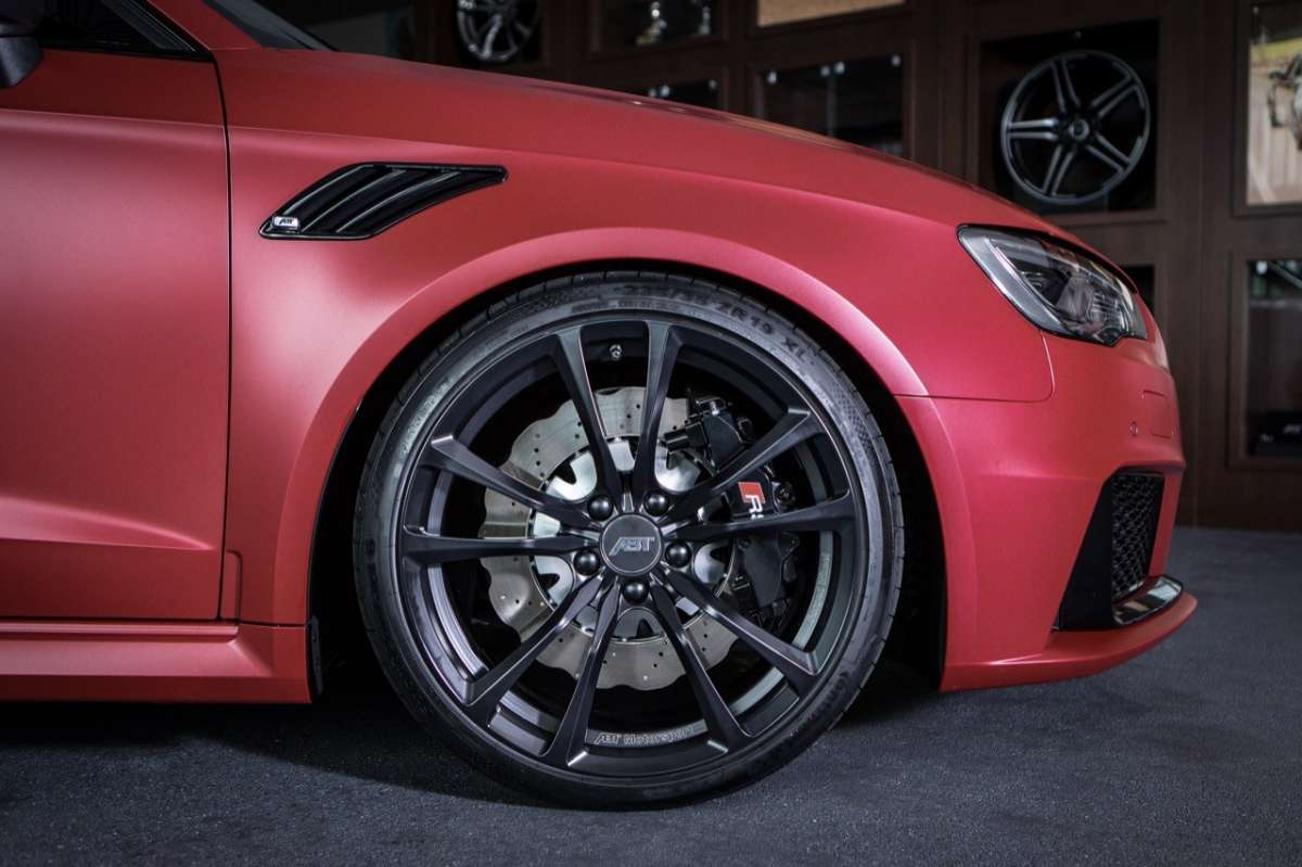 Audi RS3 450 Individual by ABT impianto frenante