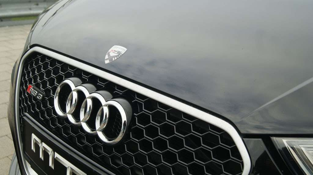 Audi RS3 8V MTM design: logo