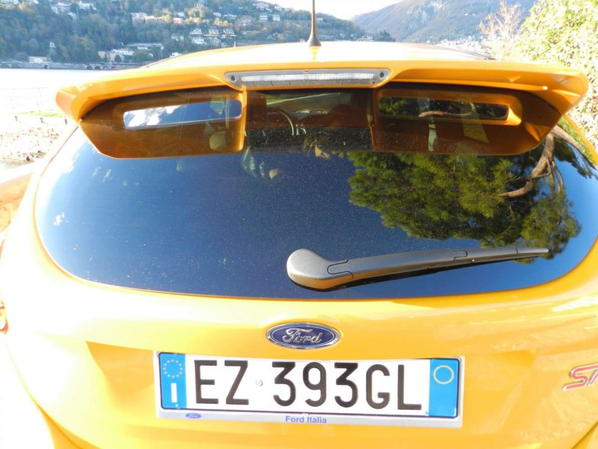 Ford Focus ST lunotto