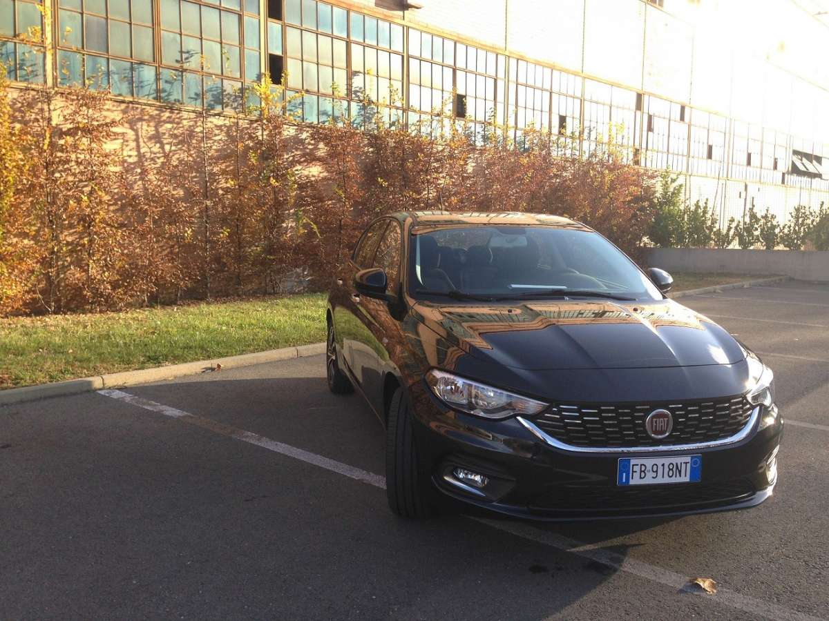 Fiat Tipo 2015 optional
