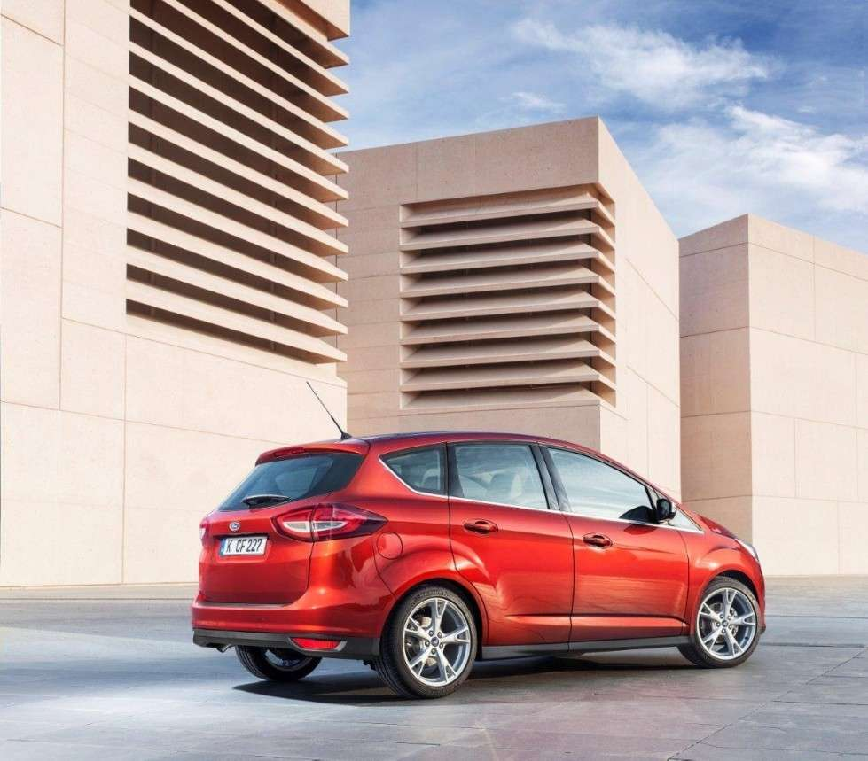 Ford C-Max 2015 GPL