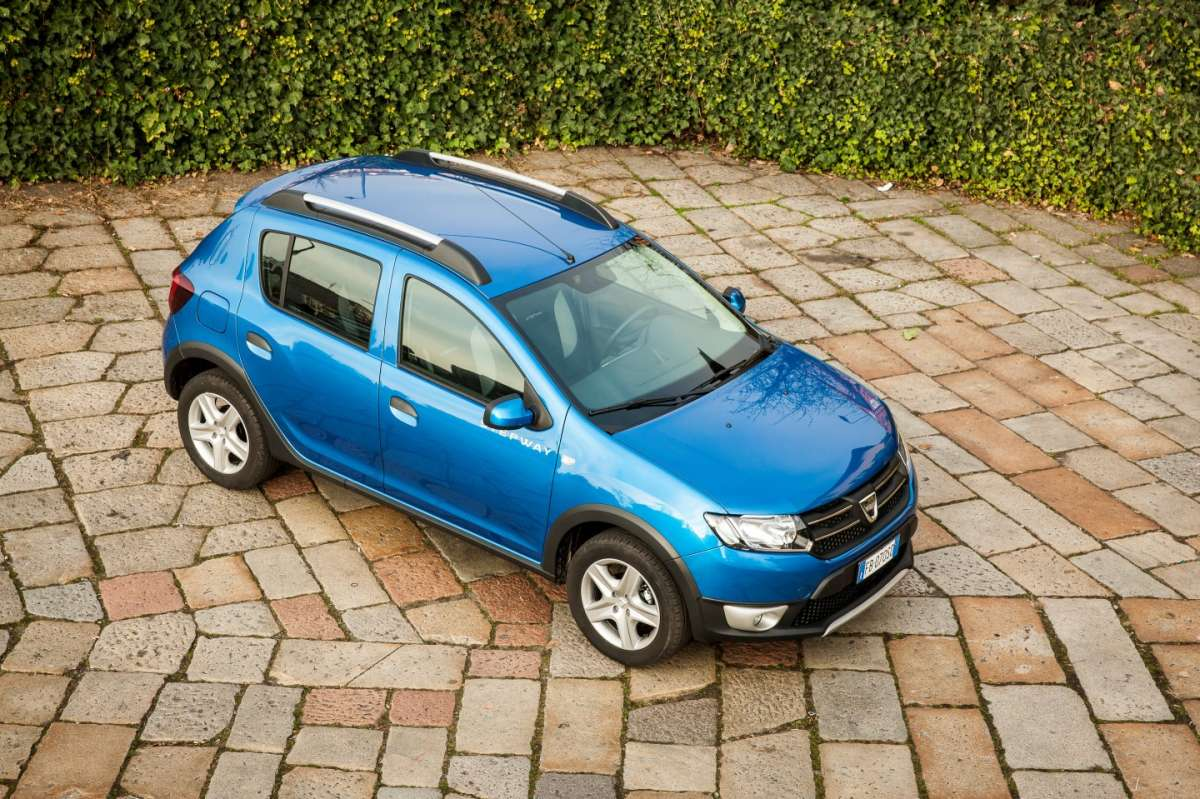 Sandero Stepway Turbo GPL statica
