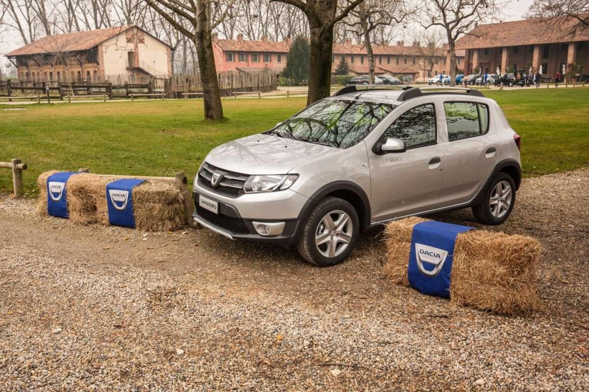 Conferenza stampa Dacia Turbo GPL