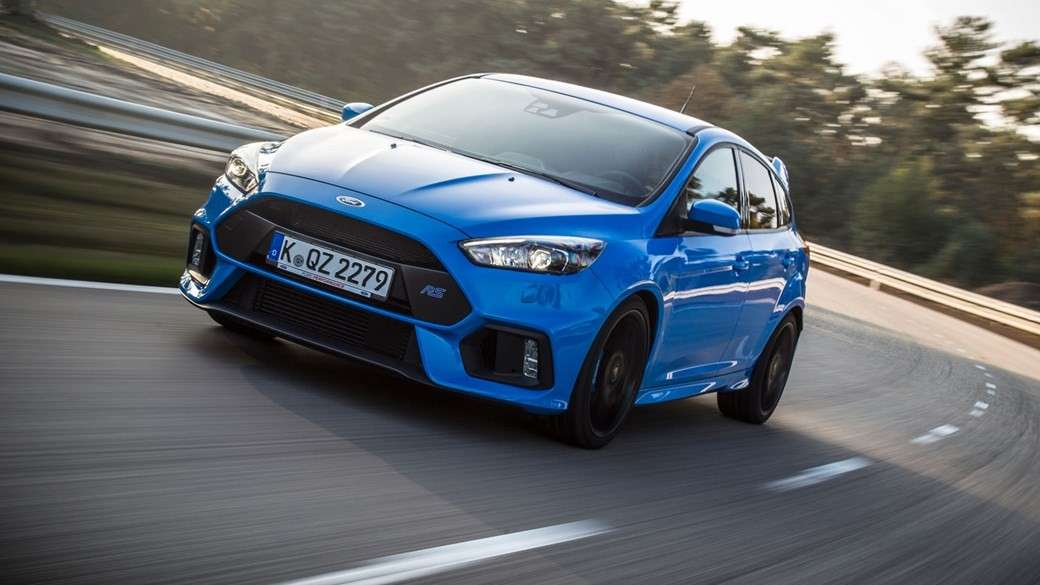 Ford Focus RS perfetta per il racing