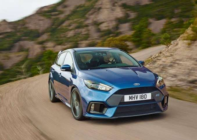 Ford Focus RS ha funzionalità da drifting