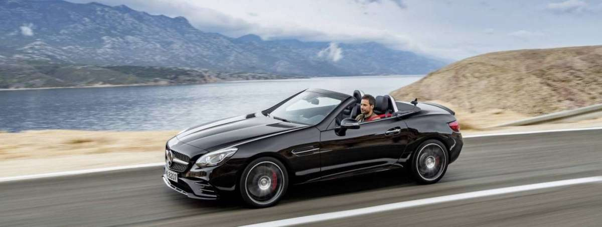 Mercedes-Benz SLC look incredibile