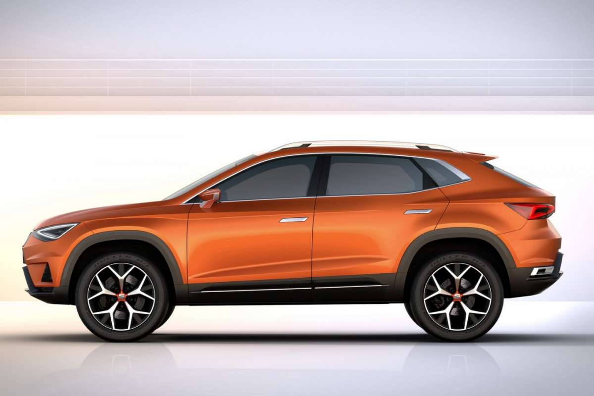 Seat SUV laterale