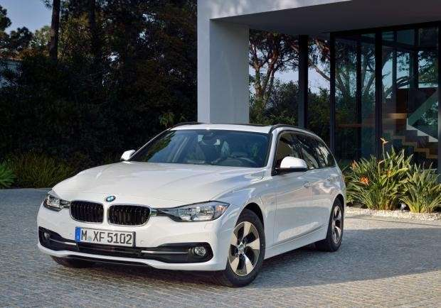 BMW Serie 3 Touring look di classe
