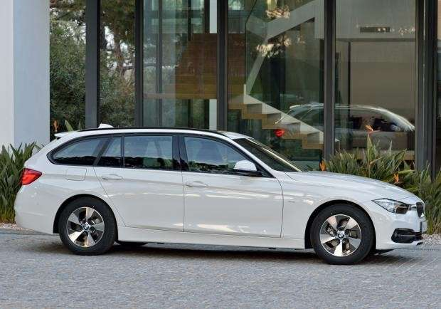 BMW Serie 3 Touring aggressiva