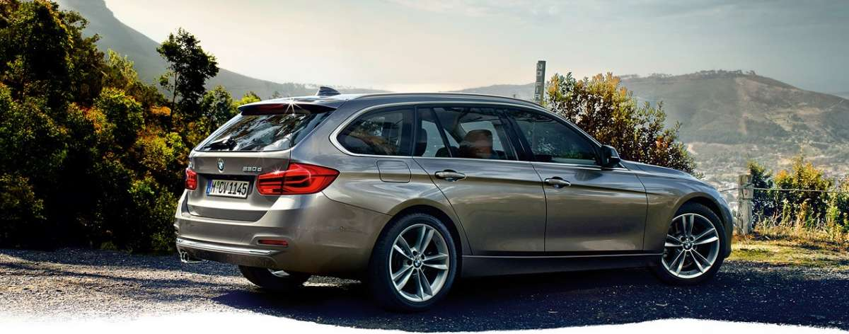 BMW Serie 3 Touring mix perfetto