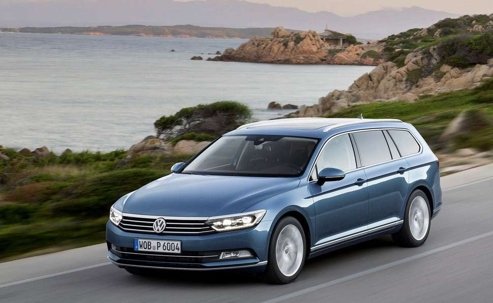 Volkswagen Passat Variant entra in classifica