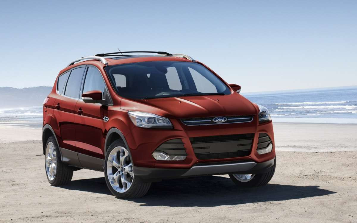 Ford Escape best seller