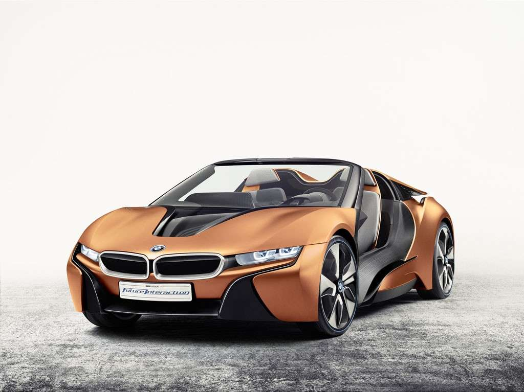 L'interfaccia BMW del futuro