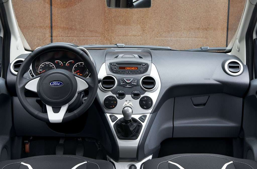 Ford Ka interni