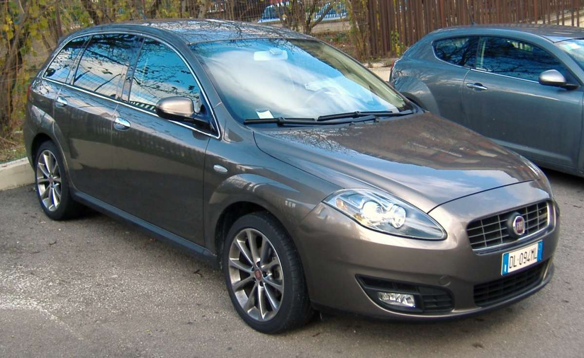 Fiat Croma restyling