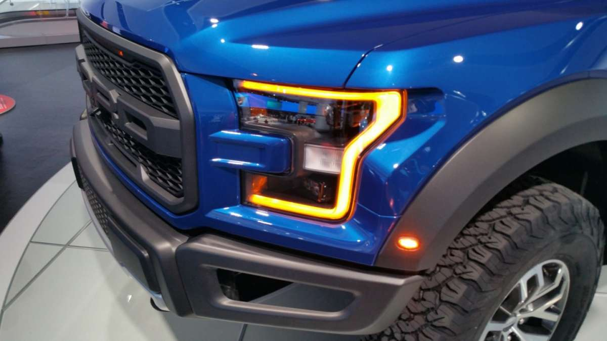 Ford F-150 Raptor al Salone di Detroit 2016 (11)