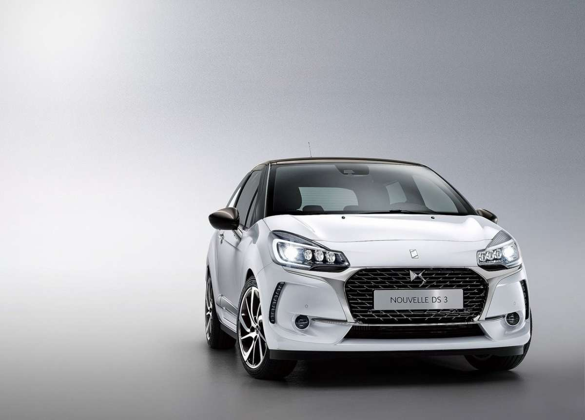 Il facelift di DS 3 2016